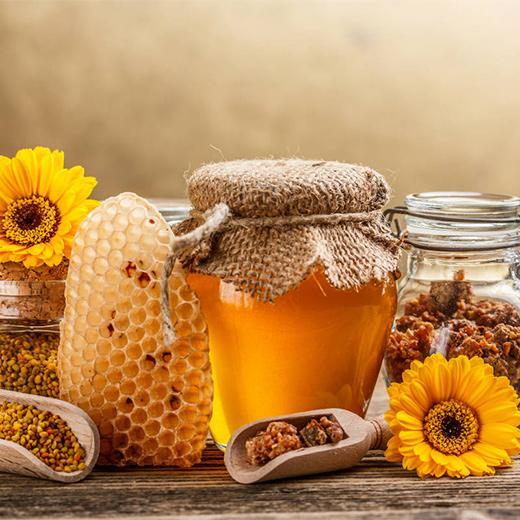 Med, džem i razne poslastice